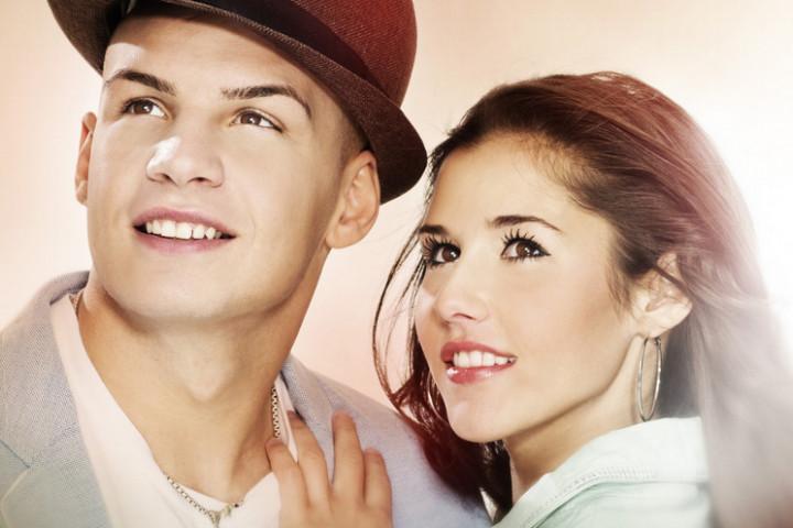 Sarah und Pietro Dream Team Album