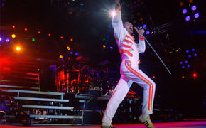 Queen, Großes Kino: Hungarian Rhapsody `86 von Queen am 15. April um 20 Uhr bei UCI EVENTS