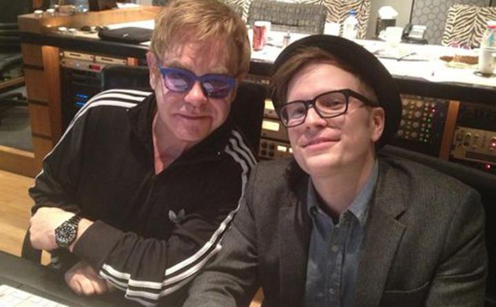 Elton John und Fall Out Boy