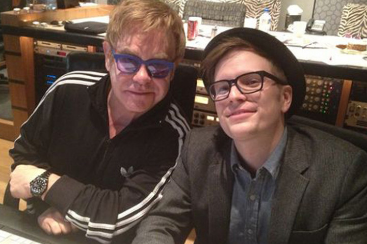 Elton John und Fall Out Boy