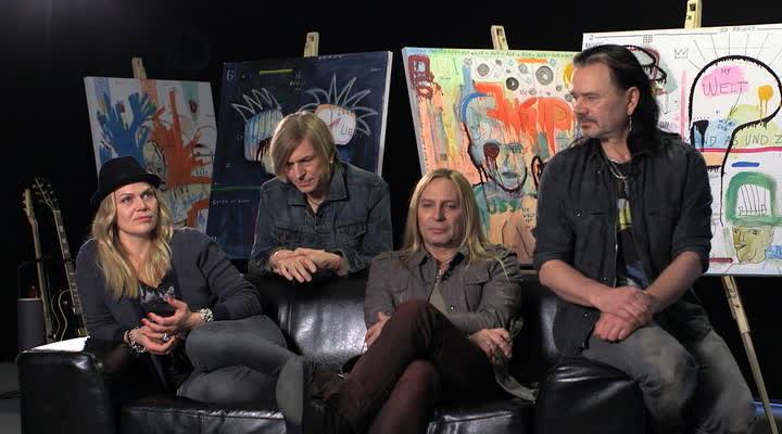 Interview zum Album Kopf an Kopf