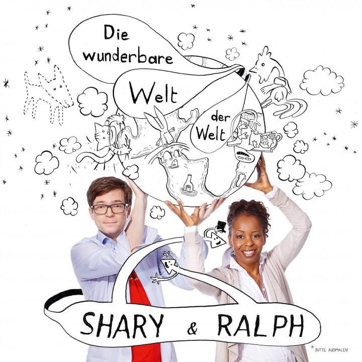 0602537273546 Die wunderbare Welt der Welt Shary & Ralph