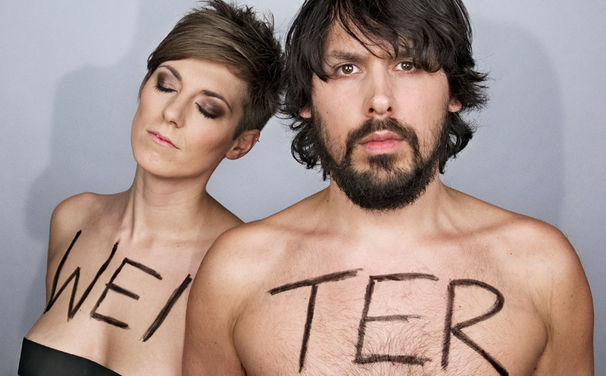 Weiter, Demnächst: Die Band Weiter mit ihrem Debütalbum Weiter