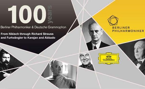 Die Berliner Philharmoniker, Online-Abstimmung: Deutsche Grammophon und Berliner Philharmoniker feiern 100 Jahre Zusammenarbeit