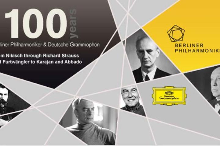 100 Jahre Berliner Philharmoniker und Deutsche Grammophon
