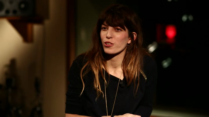 Lou Doillon Interview