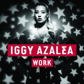 Iggy Azalea, Work, 00602537352036