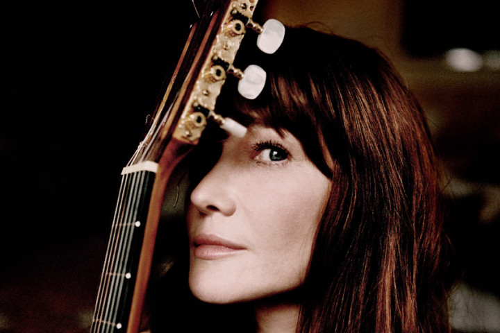 Carla Bruni Little French Songs 2013
