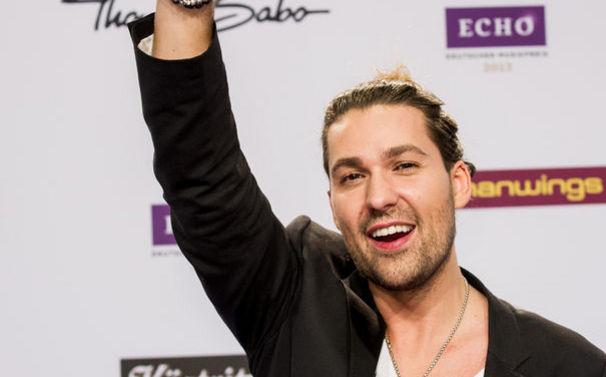 David Garrett, Herzlichen Glückwunsch: David Garrett gewinnt einen ECHO 2013