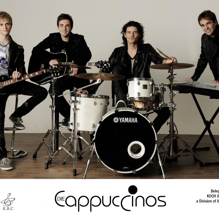 Die Cappuccinos – Pressebilder 2013 −1