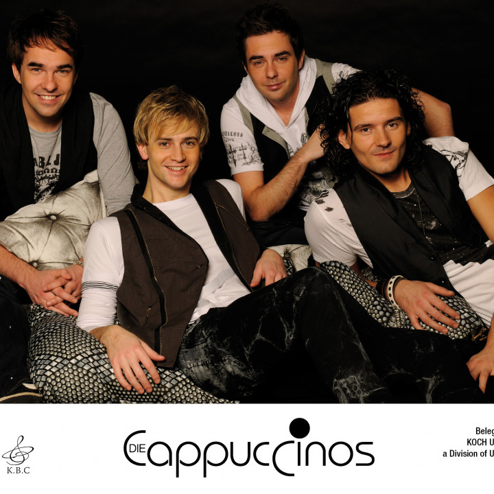 Die Cappuccinos—Pressebilder 2013 −2