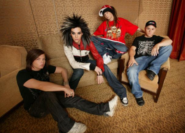 Tokio Hotel, Tokio Hotel performen auf den MTV European Music Award