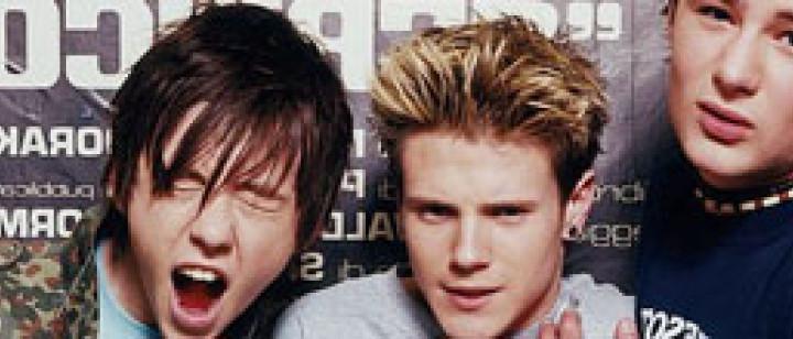 McFly - Headshot