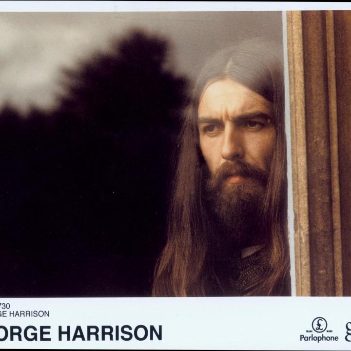 harrison george 12 2001