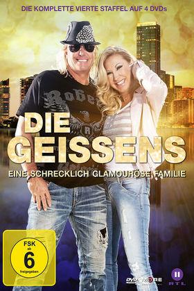 Die Geissens, Die Geissens - Staffel 4 (4 DVD), 04032989603282