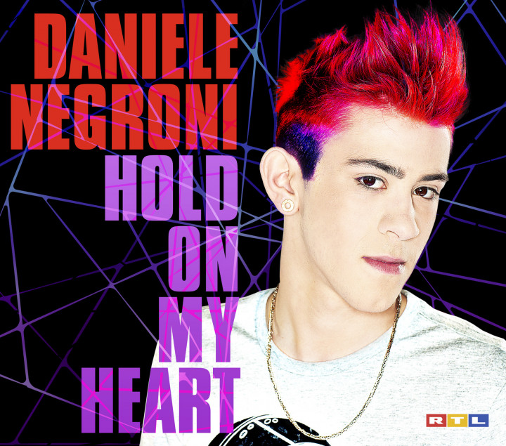 Daniele Negroni Hold On My Heart Single Cover