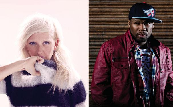 Ellie Goulding, Ellie Goulding und 50 Cent heute zu Gast bei Circus HalliGalli