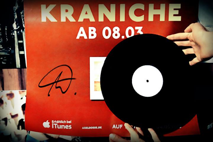 Bosse Vinyl Kraniche