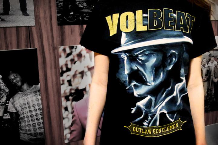 Volbeat T-Shirt Gewinnspiel