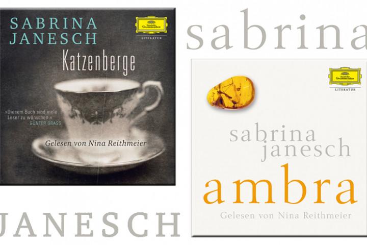 Sabrina Janesch: Katzenberger und Ambra Newsletter April groß