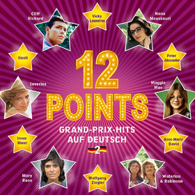 Various Artists, 12 Points - Grand-Prix-Hits auf Deutsch, Vol. 2, 00600753426661