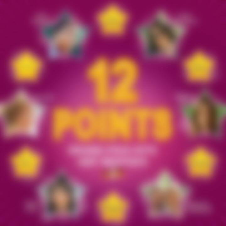 12 Points - Grand-Prix-Hits auf Deutsch, Vol.2: Various Artists