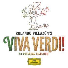 Giuseppe Verdi, Rolando Villazón's Viva Verdi! - My Personal Selection, 00028947911715