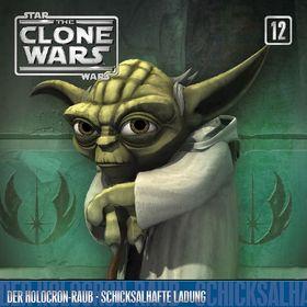 The Clone Wars, 12: Der Holocron-Raub / Schicksalhafte Ladung, 00602537137473