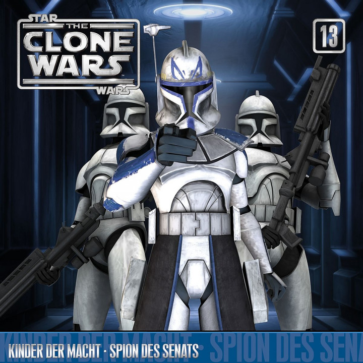 13: Kinder der Macht / Spion des Senats: The Clone Wars