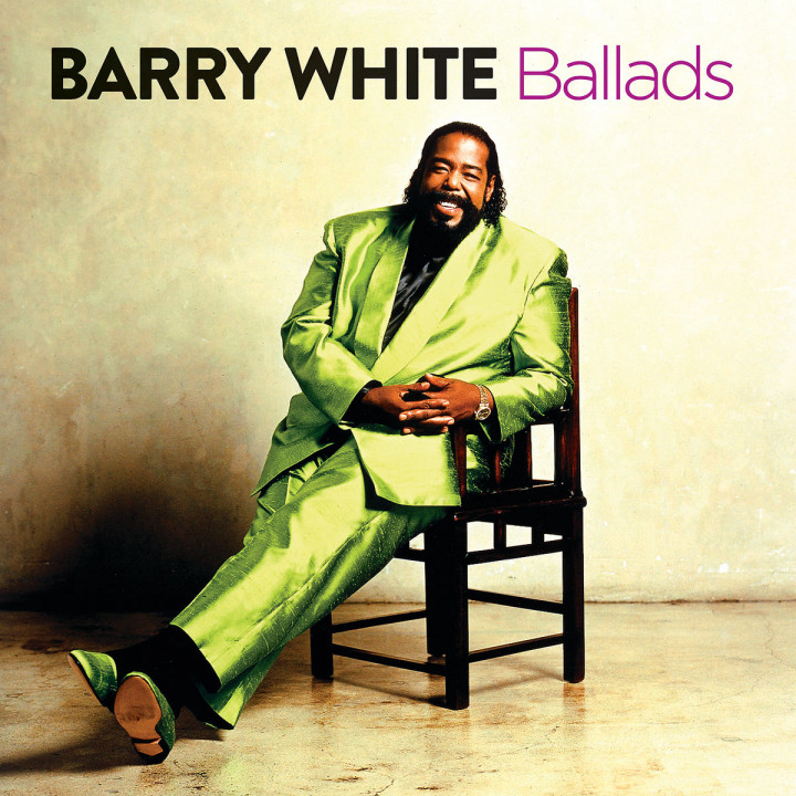 Ballads: White,Barry