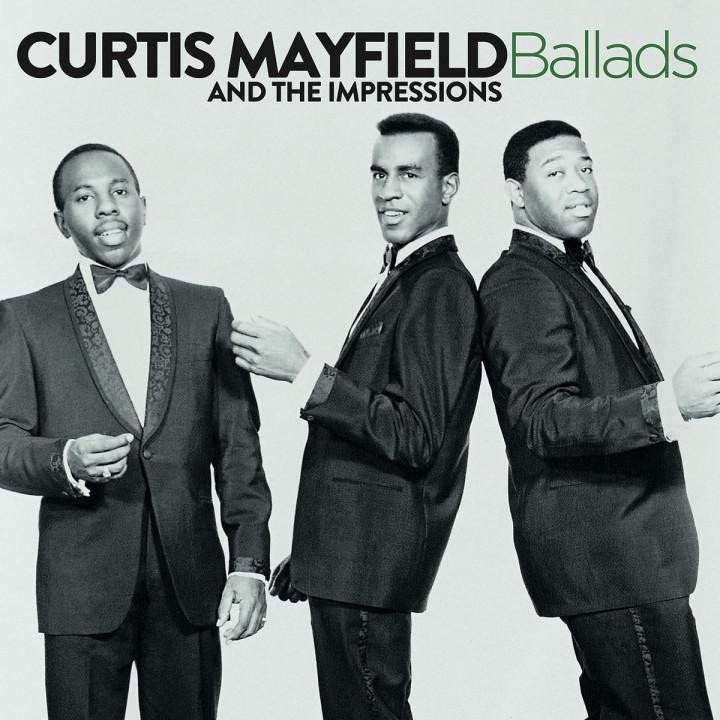 Ballads: Mayfield,Curtis