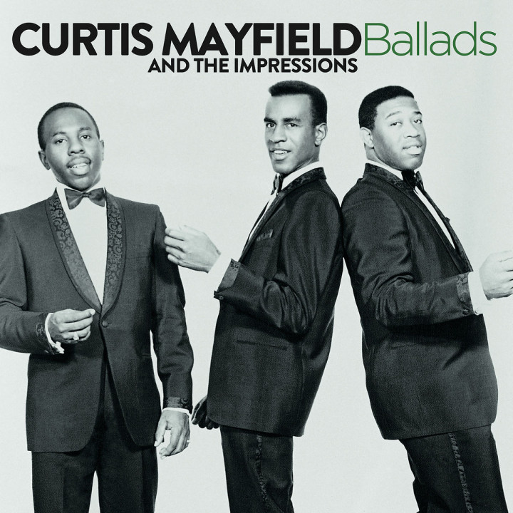 Ballads: Mayfield,Curtis