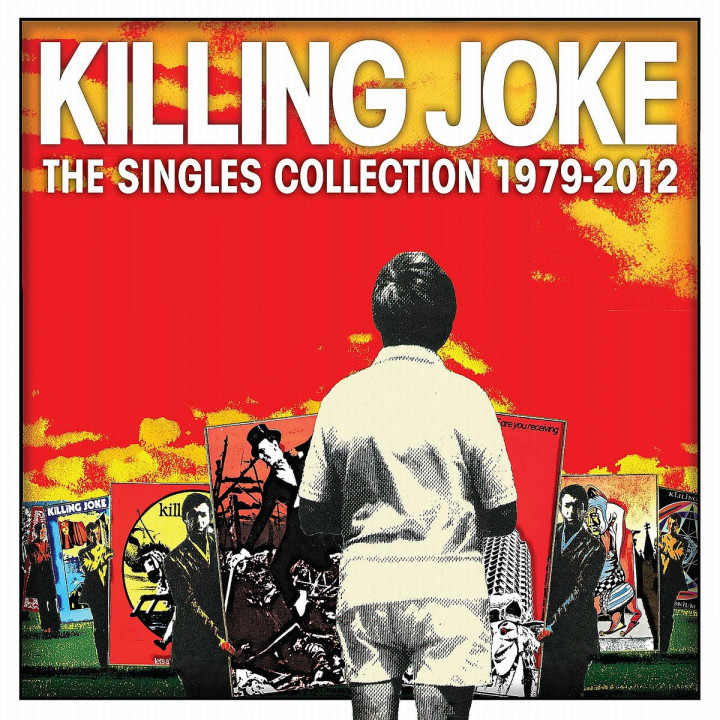 Singles Collection 1979 - 2012 (Ltd. Edition): Killing Joke