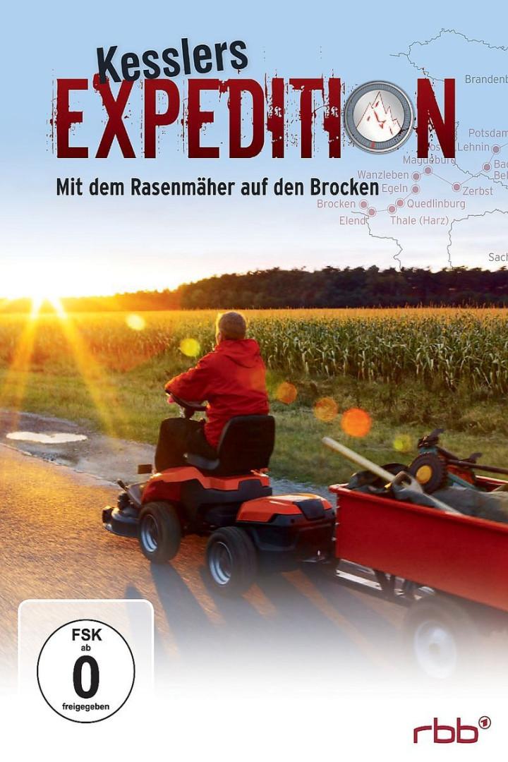 Kesslers Expedition - Mit dem Rasenmäher auf den Brocken