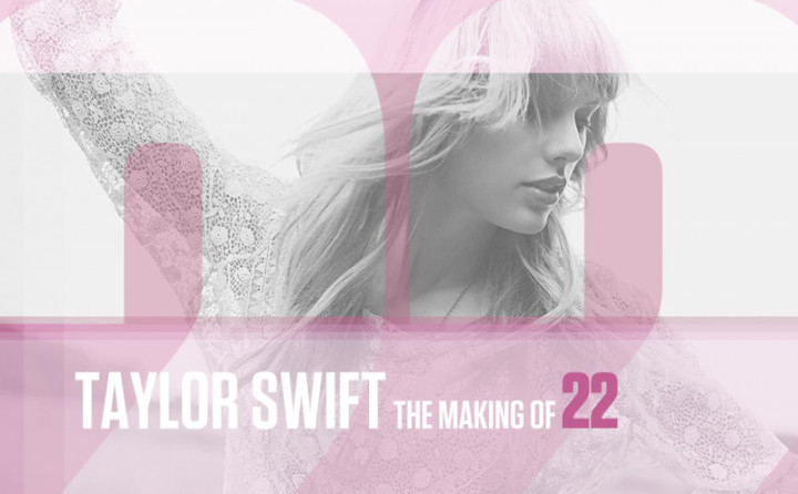 Taylor Swift - The Making Of 22 - Part 1