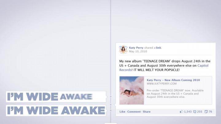 Wide Awake (Lyric Video)