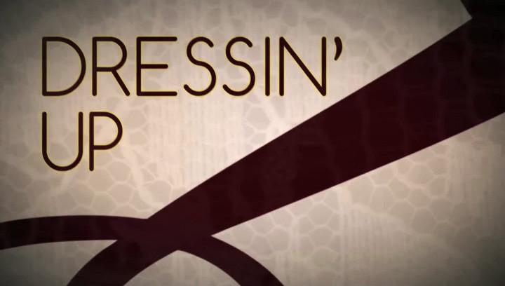 Dressin' Up (Lyric Video)