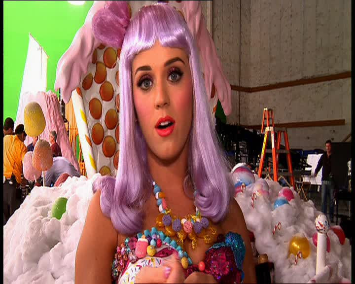 California Gurls (Behind The Scenes)