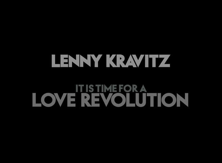 EPK 2008 It Is Time For A Love Revolution