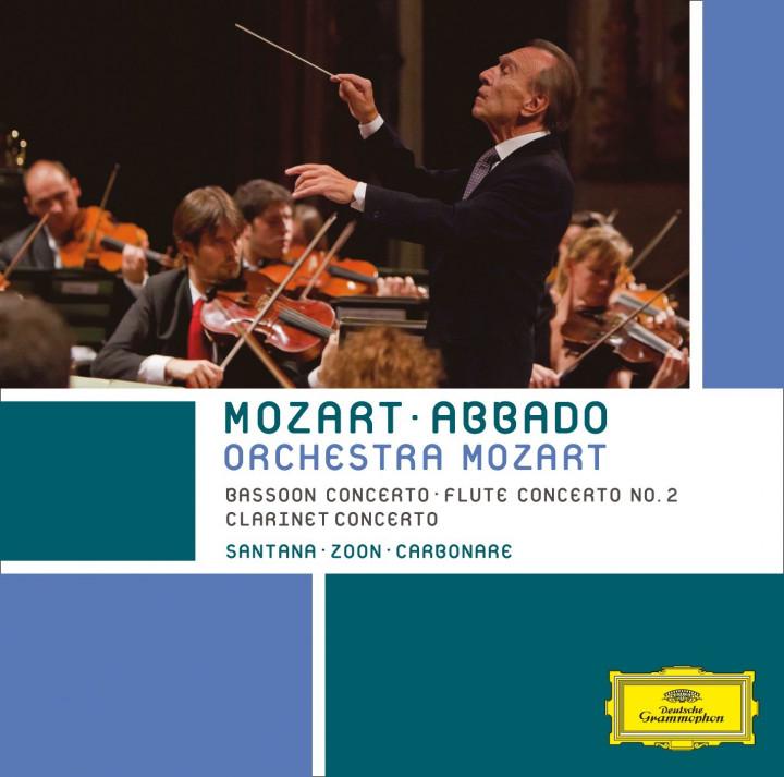 Mozart: Klarinetten-, Flöten- und Fagottkonzert