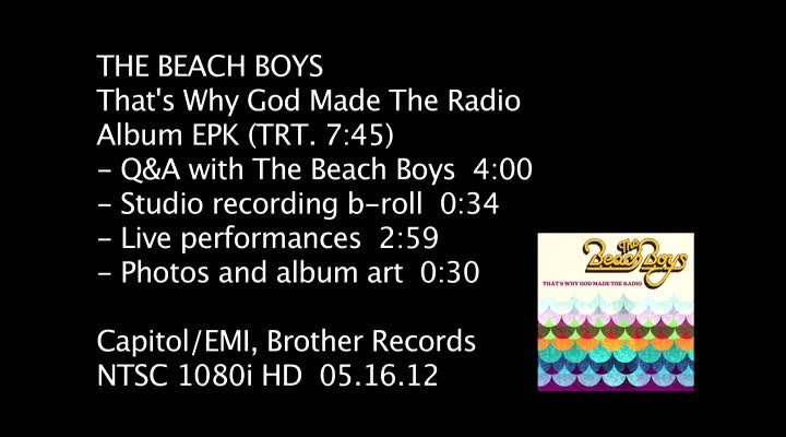 That's Why God Made Radio (EPK)
