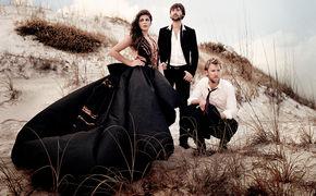 Lady Antebellum, Jetzt auch bei uns: das Country-Trio Lady Antebellum