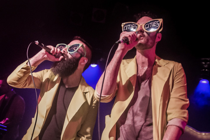 Capital Cities 2013
