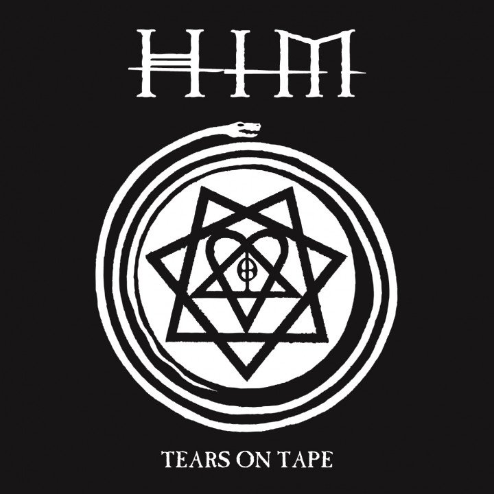 Him Tears On Tape Single Cover