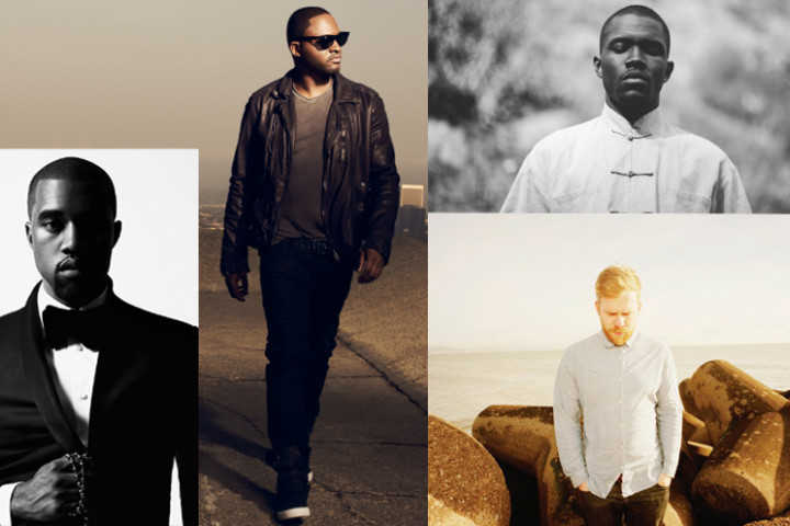 iTunes Sparaktion, Kanye west, Taio cruz, alex clare, frank ocean