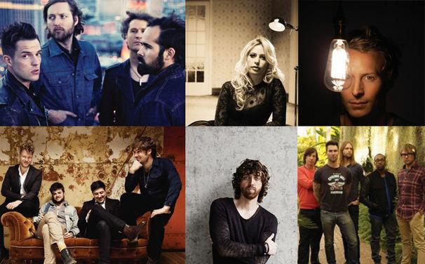 The Killers, iTunes Aktion: Rock Alben zum Sparpreis