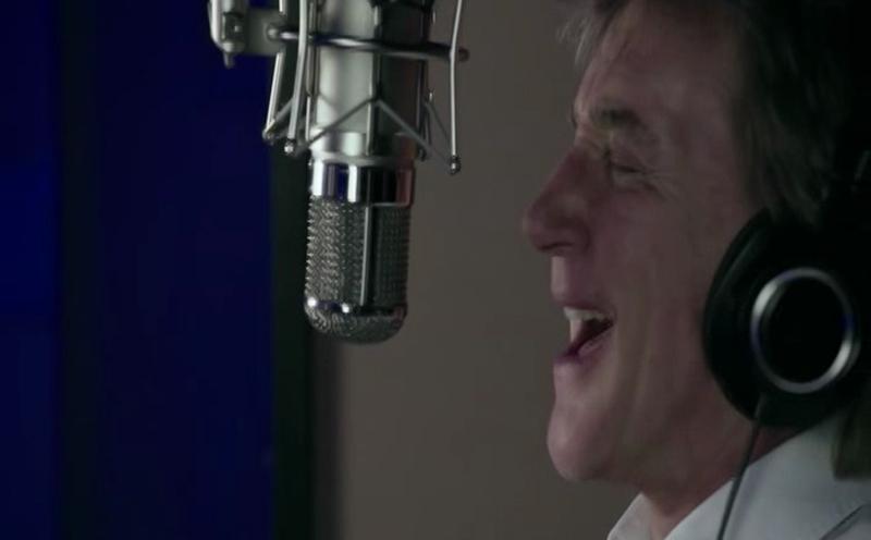 "Rod Stewart, ""Time"" - Albumtrailer"