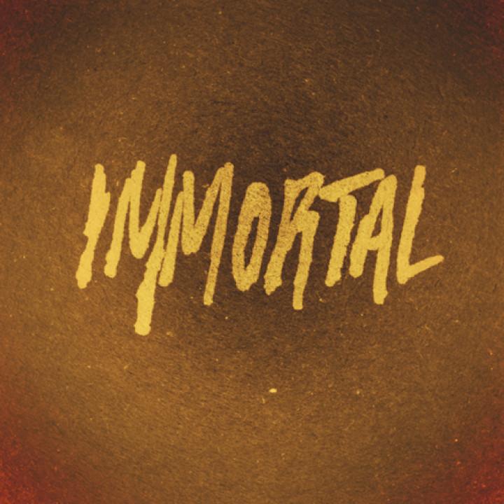 Kid Cudi Immortal Single Cover
