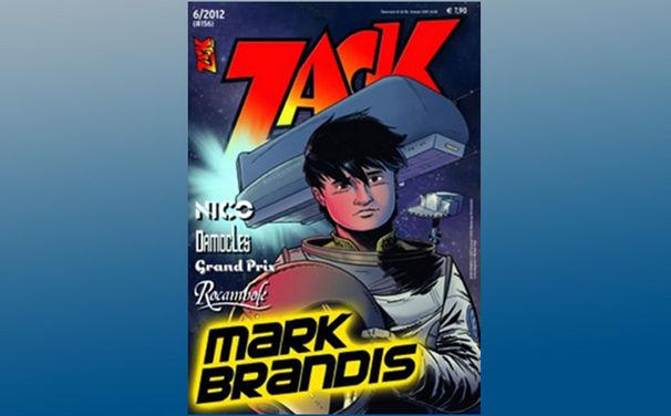 Mark Brandis, Mark Brandis – Raumkadett als Comic