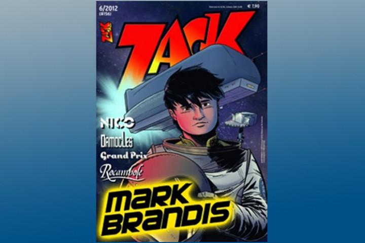 Mark Brandis Comic - Zack